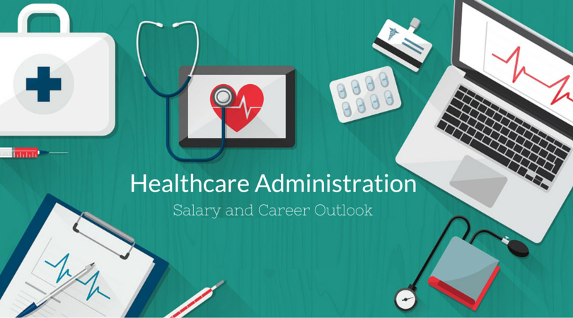 Healthcare Administration Career Outlook U0026 Salary | New England College  Online